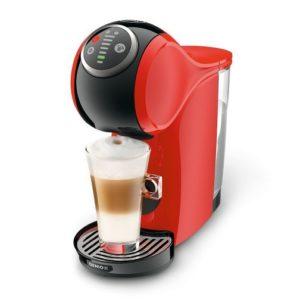 ماكينة تحضير القهوة دولتشي قوستو موديل GENIO S PLUS-RED