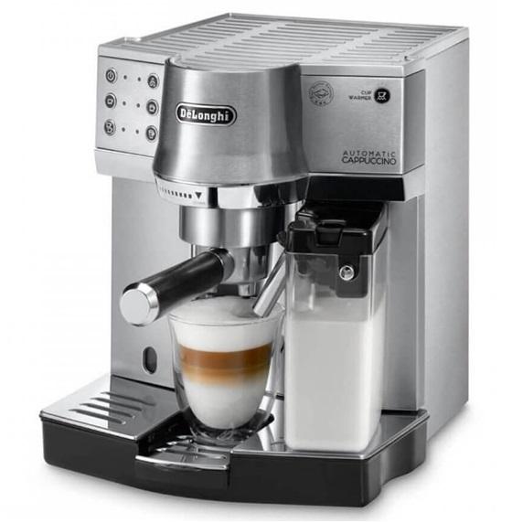 ماكينة تحضير القهوة ديلونجي ec860