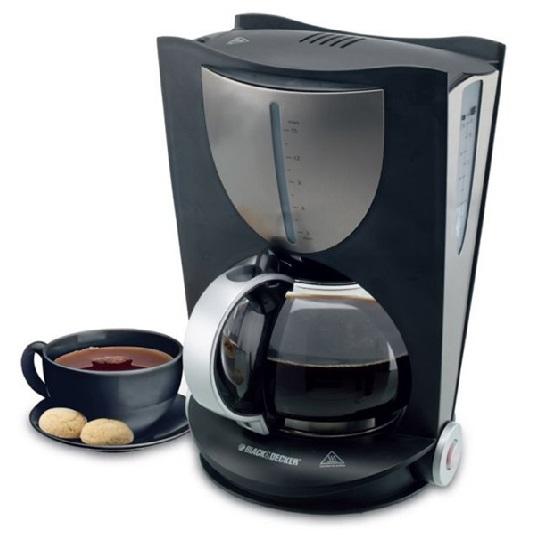 ماكينة قهوة بلاك اند ديكر