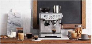 ماكينة تحضير القهوة Breville BES880BSS Barista Touch