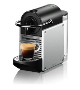 ماكينة تحضير القهوة Nespresso Pixie Espresso Pod